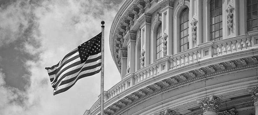 Washington building during 2019
