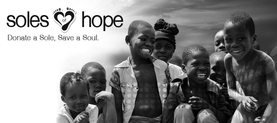 Soles of Hope recipients