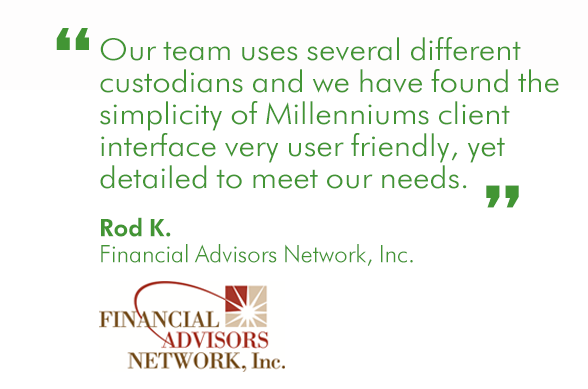 Financial Advisors Testimonial