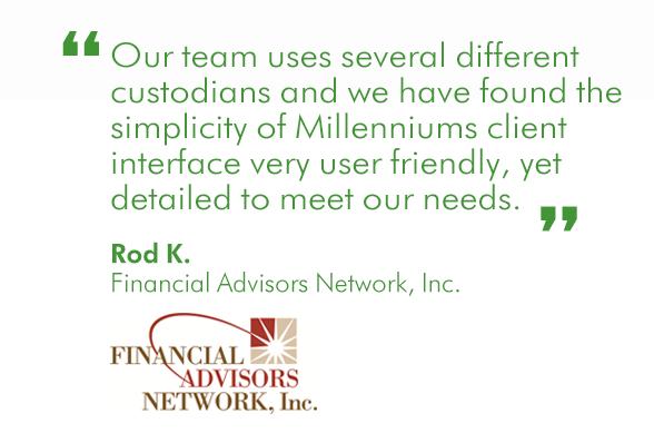 Financial Advisors Testimonial